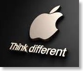 Think Different Logo Apple Computer